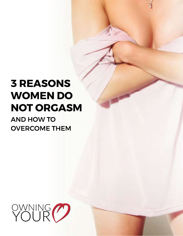3 Reasons Women do not orgasm cover